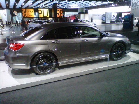 2011 NAIAS
