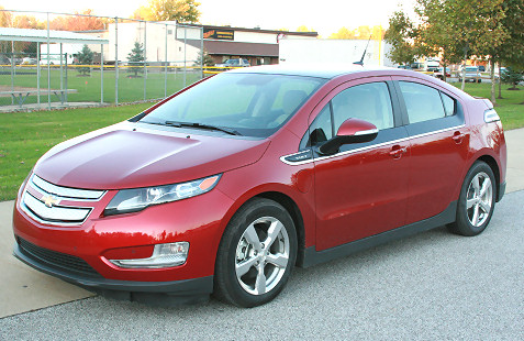 when will the new chevrolet volt come autos post. Black Bedroom Furniture Sets. Home Design Ideas