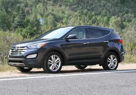 1 2013 Hyundai Santa Fe