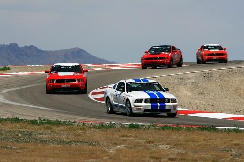 2-mustang-boss-302-at-miller-motorsports