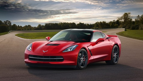Corvette Stingray Detroit Motor Show on To Bring Back The Iconic Stingray Name With This All New Corvette