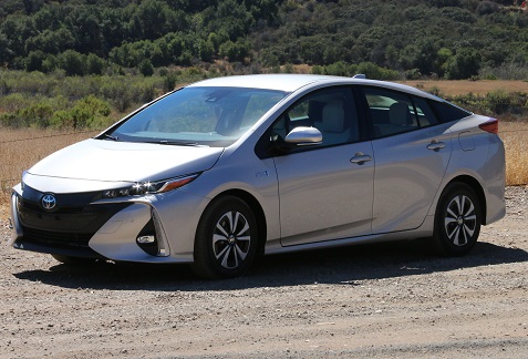 First Drive 2017 Prius Prime