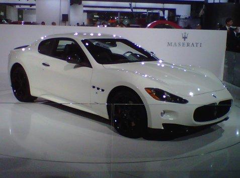 Ferrari/Maserati at the NAIAS