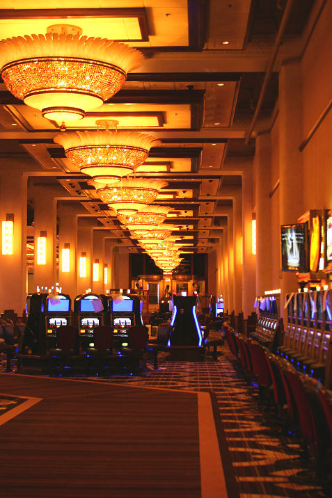Casino in downtown cleveland