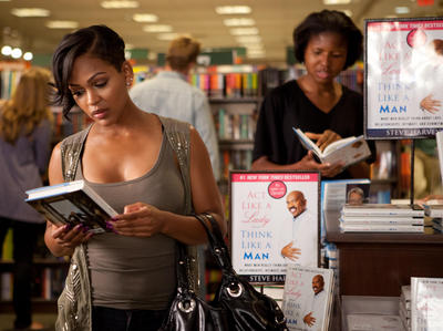 4 Meagan Good think like a man