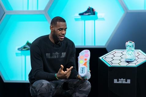 9.15.14 Nike LeBron 12 Launch