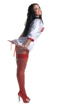 sexy-nurse-with-red-thigh-high-stockings
