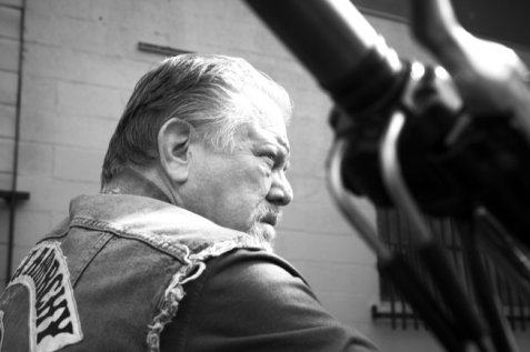 SONS OF ANARCHY: William Lucking. CR: James Minchin III / FX