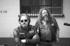 SONS OF ANARCHY: Tommy Flanagan and Mark Boone Junior. CR: James Minchin III / FX