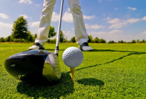golf driver ball