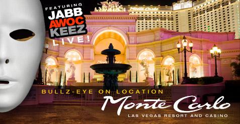 Jabbawockeez MUS.I.C. premiere at Monte Carlo in Las Vegas