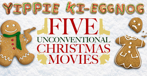 Five Unconventional Christmas Movies