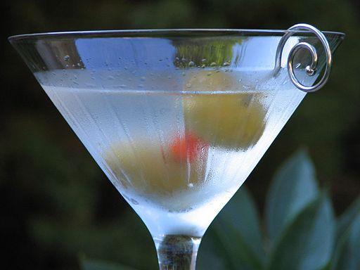 the Martini.