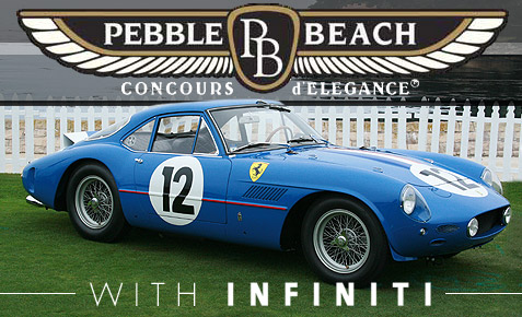 The Ultimate Car Show At Pebble Beach - Bay area car shows this weekend