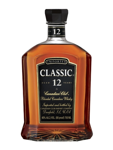 Canadian Club Classic 12 Year-Old