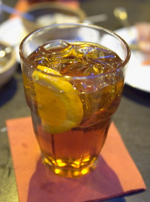 The Aperol Americano