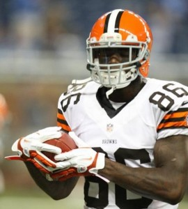 Josh Gordon Cleveland Browns Facebook pics 1