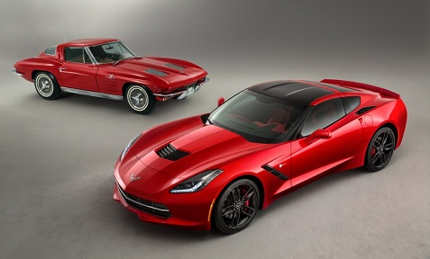 Corvette Stingray Concept Interior on Chevrolet Decided To Bring Back The Iconic Stingray Name With This All