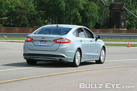 Ford Fusion plug in hybrid