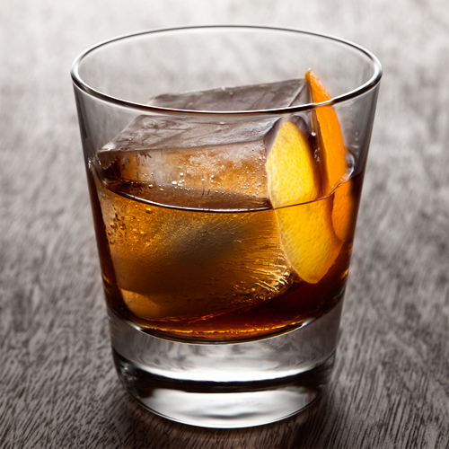 the Old Fashioned.
