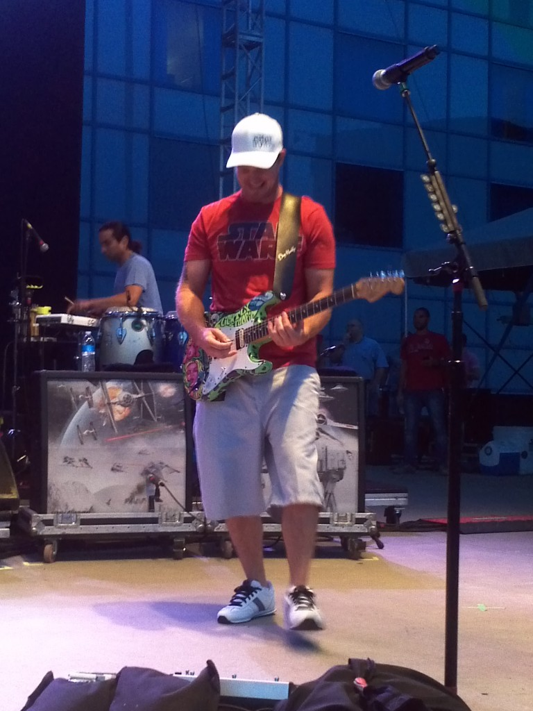 Slightly Stoopid-Paul Eide