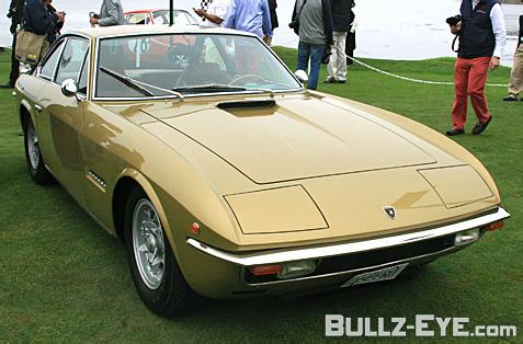 1969 Lamborghini Islero S