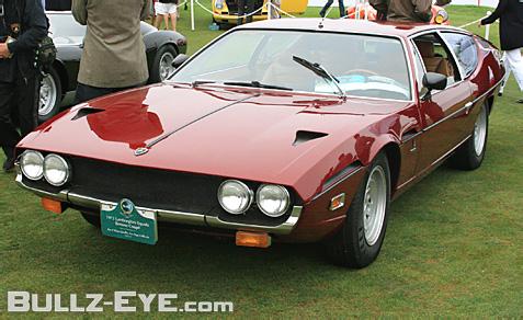 1972 Lamborghini Espada Bertone Coupe