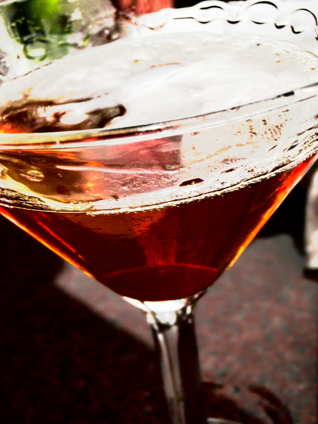 The Perfect Manhattan.