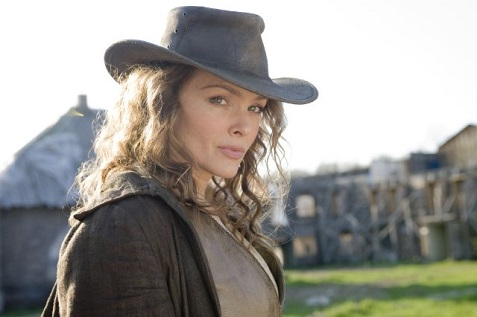 Dina Meyer Dead in Tombstone