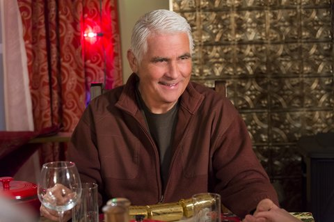 Christmas With Tucker.The Light From The Tv Shows A Chat With James Brolin