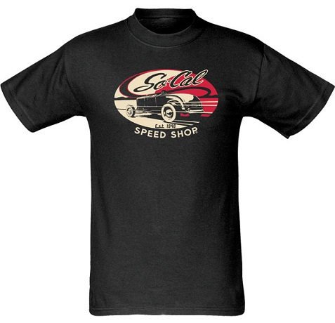 So Cal Speedshop T-Shirt Lake-Roadsters-T