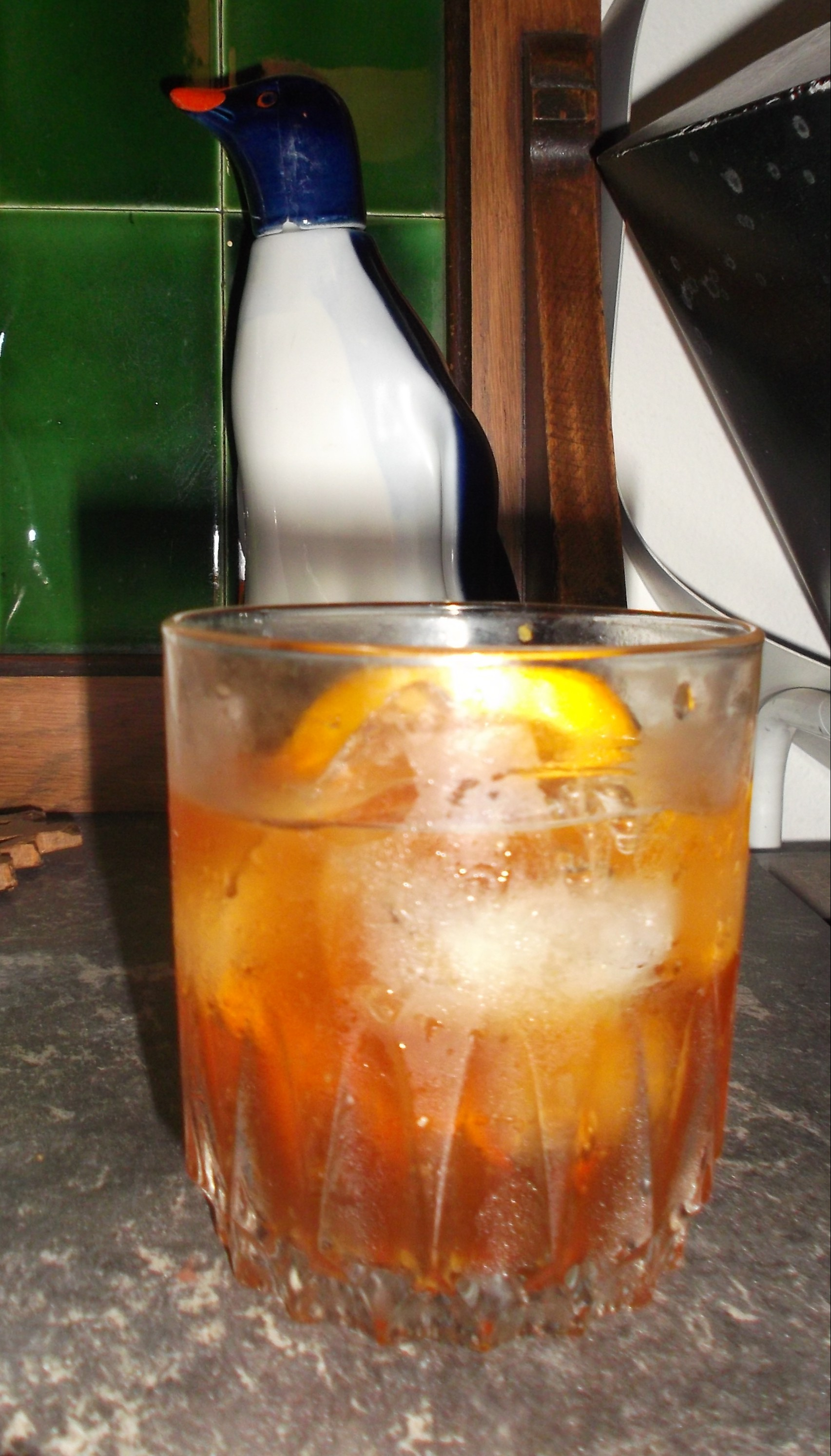 The Brugal 1888 Maple Old Fashioned.