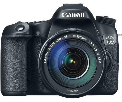 Canon EOS 70D picture