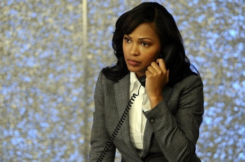 Meagan Good in Deception NBV Universal