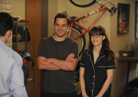 Zooey Deschanel New Girl