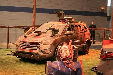Hyundai - Waking Dead - Chicago Auto Show