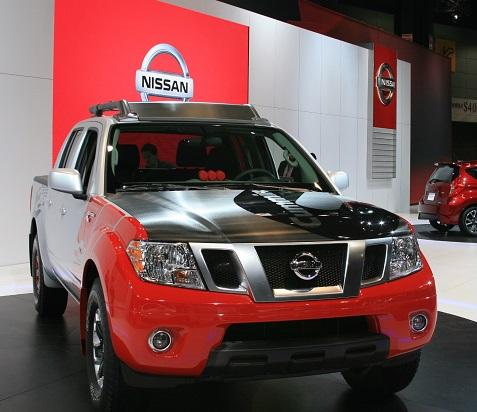 Nissan Frontier Diesel Runner 3