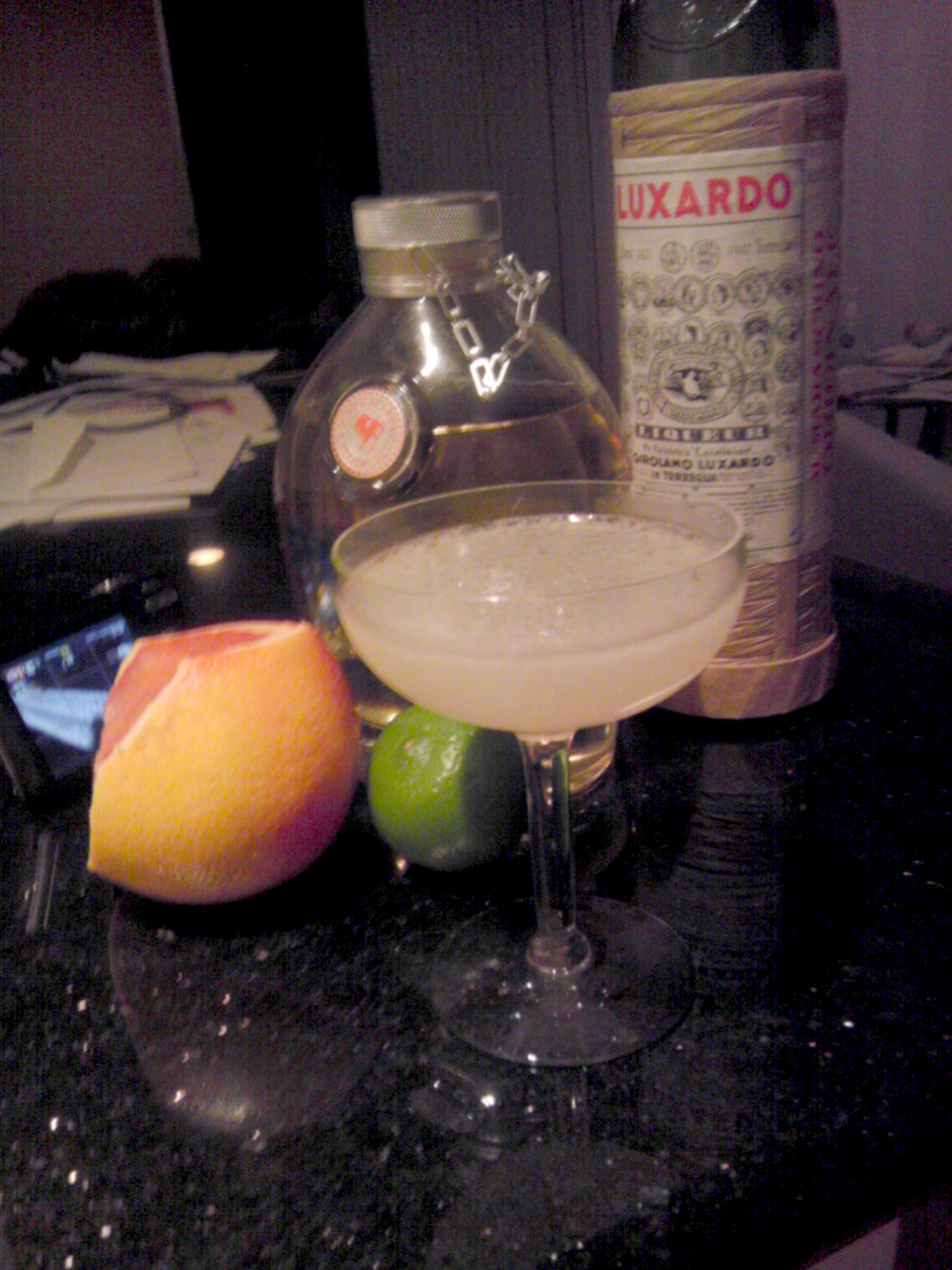 The Pilar Daiquiri.