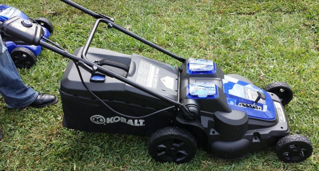 Kobalt 20 Inch Mower