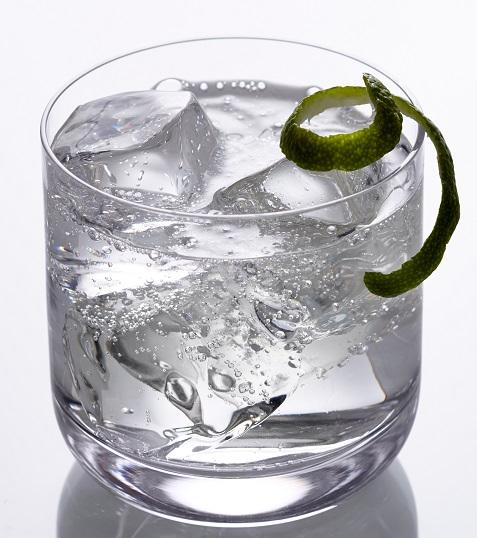 CM White & Lemon-Lime Soda