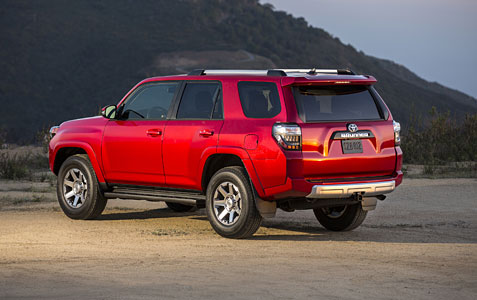 car review 2014 toyota 4runner sr5 premium. Black Bedroom Furniture Sets. Home Design Ideas