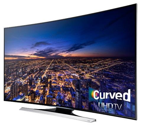 Samsung 55 curved TV