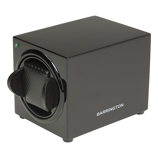 The Black Barrington Watch Winder Was As Smooth As It Is Functional