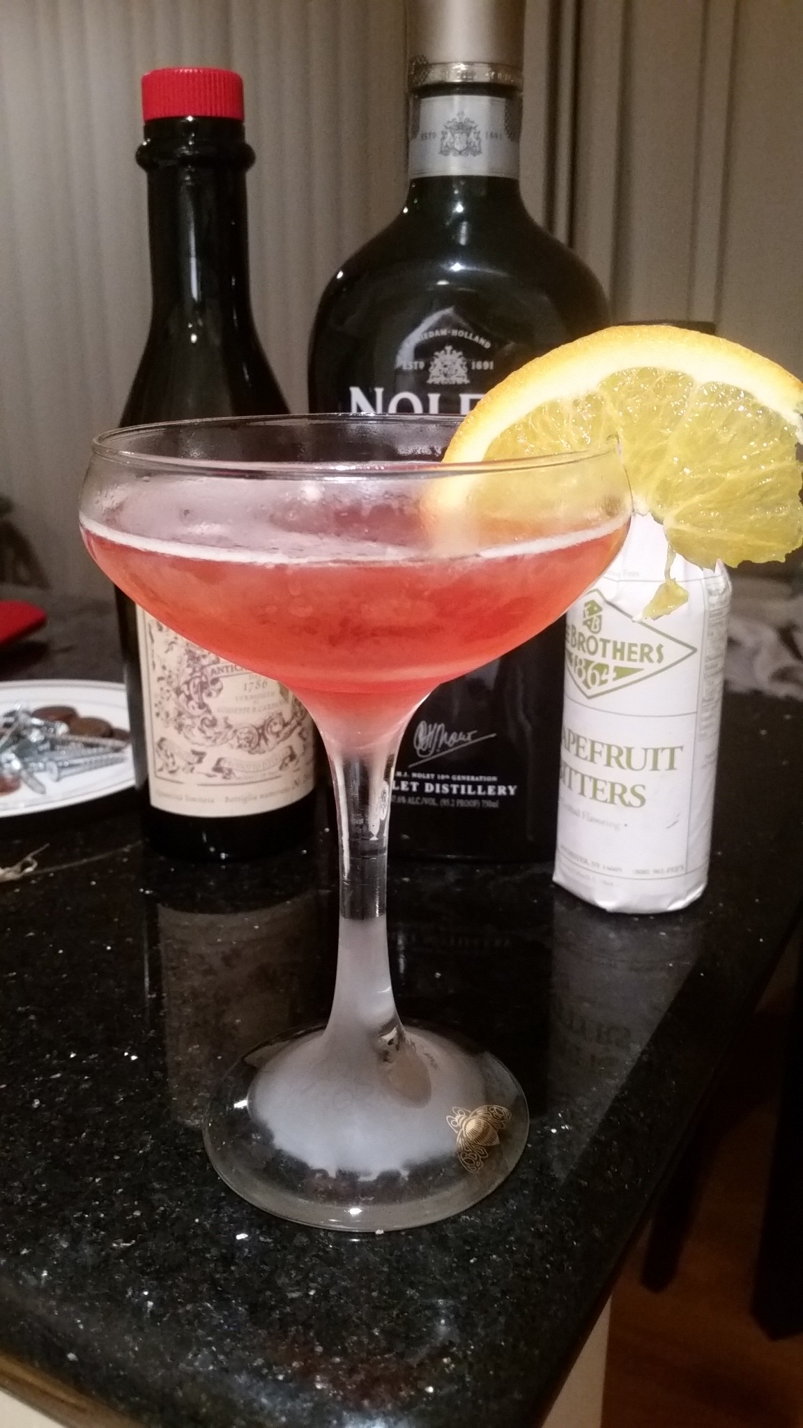 Nolet's Negroni (Modified).