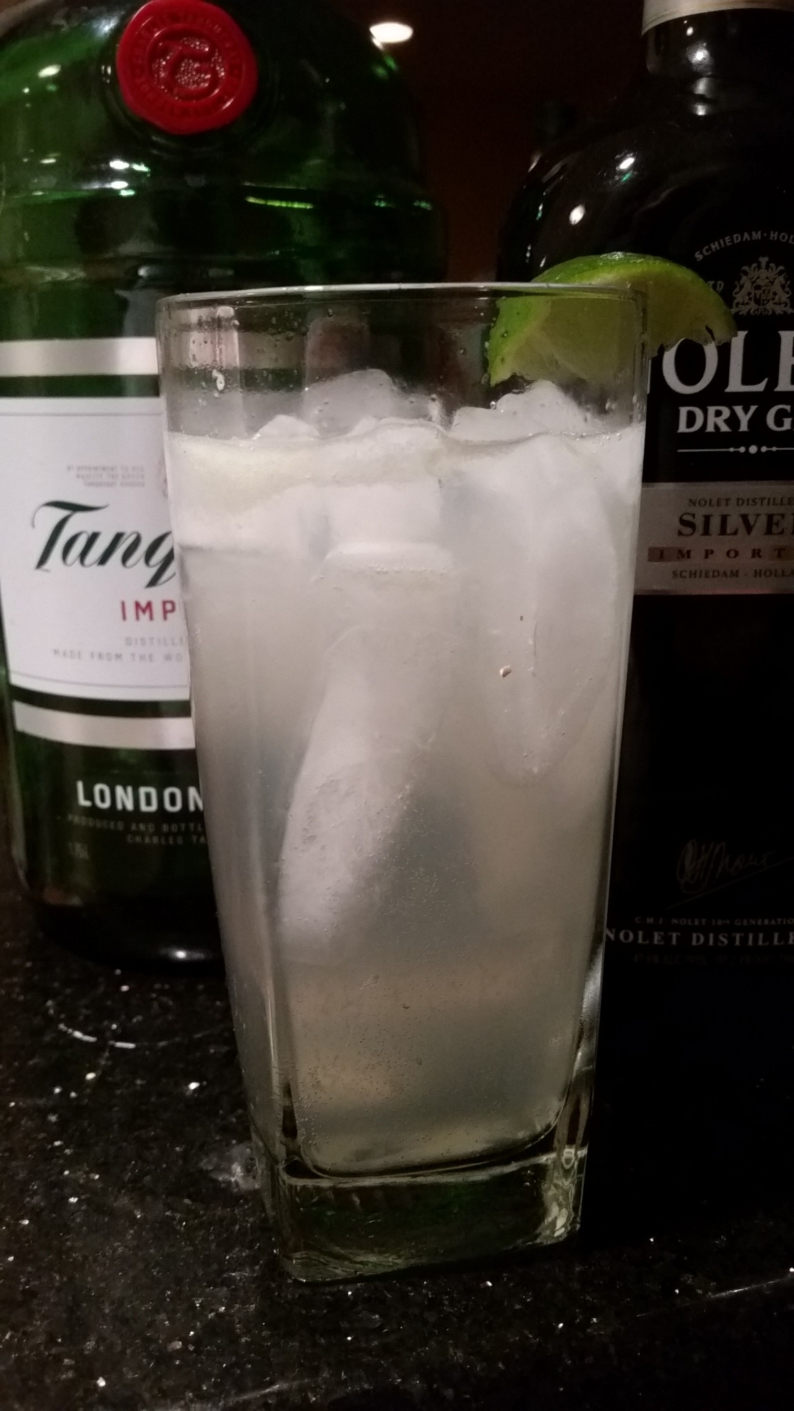 The Gin Rickey.