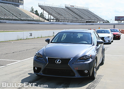 2 2014 Lexus IS