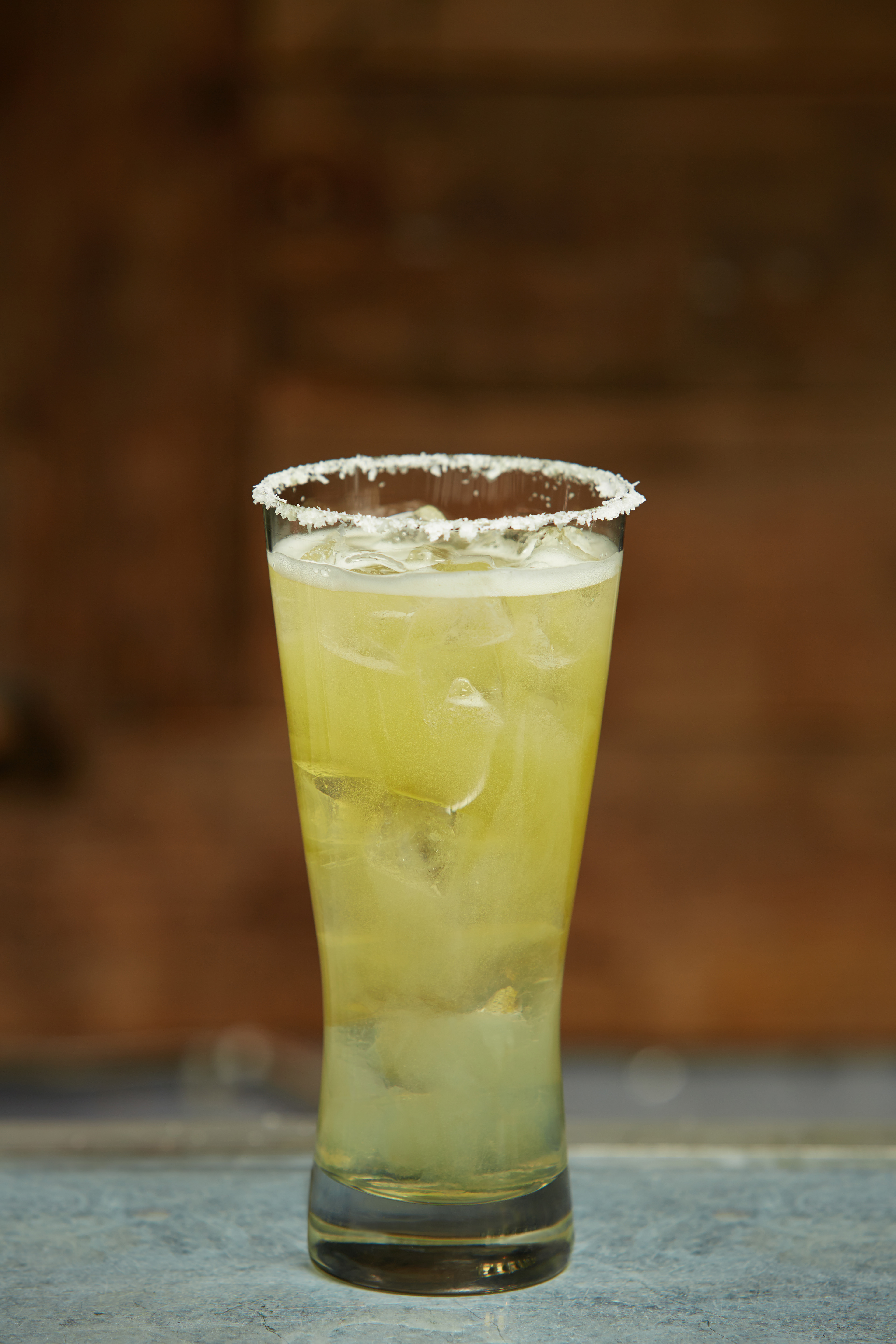 the Spicy Cerveza Cocktail.