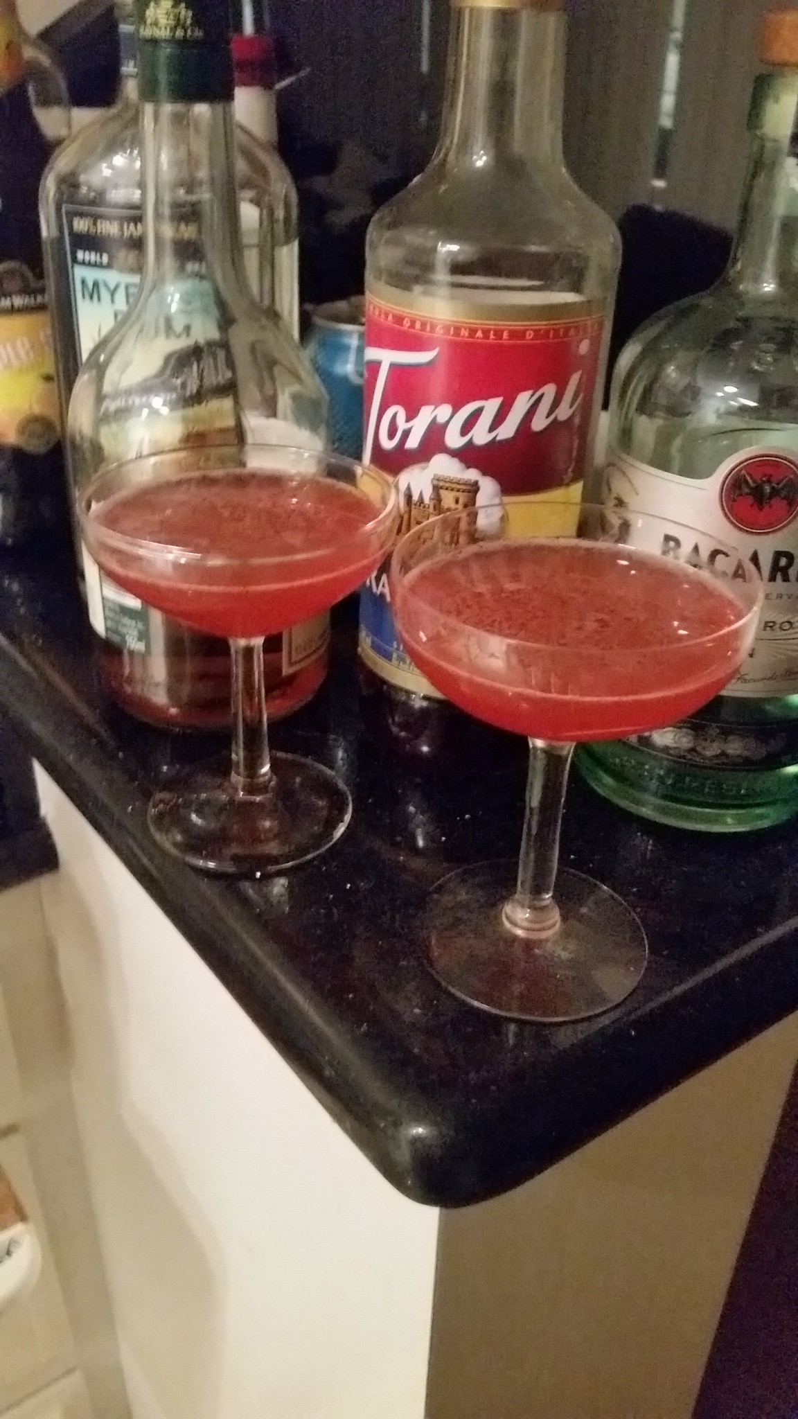 The Quaker's Cocktail.