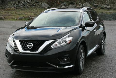 5 2015 Nissan Murano