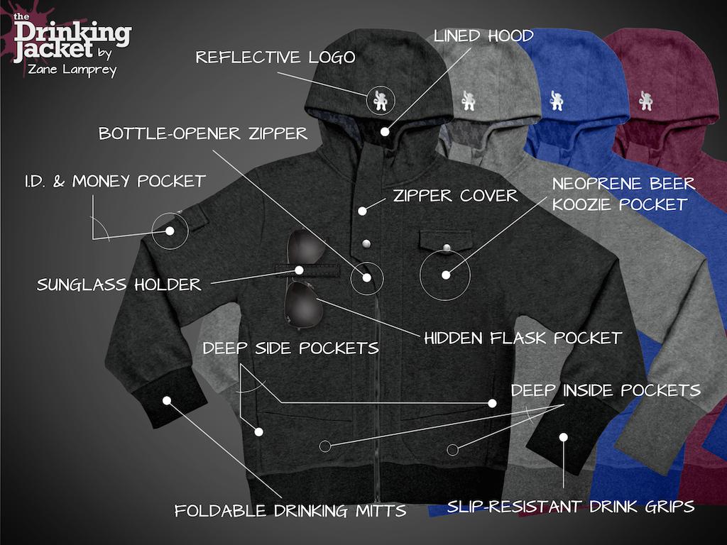 drinking-jacket